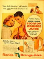 Ampliar Foto: Florida Orange Juice (1956)