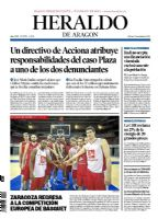 ZARAGOZA REGRESA A LA COMPETICIÓN EUROPEA DE BASQUET